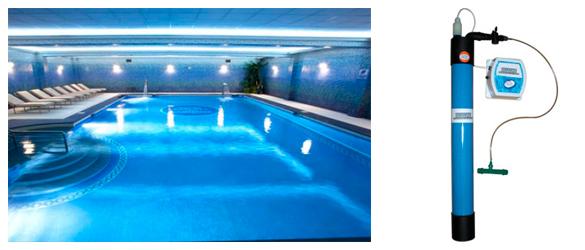 Cómo funciona el sistema de ionización para piscinas