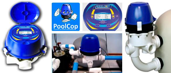 Poolcop, Sistema Automático para Filtración
