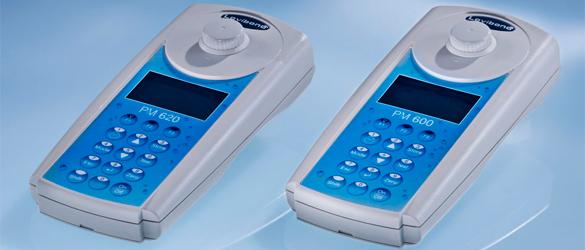 Fotómetro PM 600 y PM 620, de Lovibond