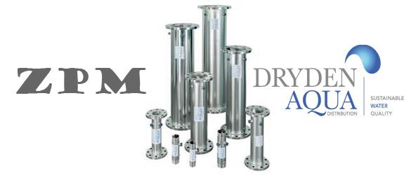 Mezcladores estáticos ZPM, de Dryden Aqua