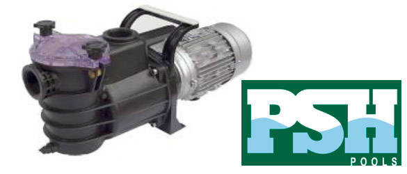 LIA, bomba centrífuga autoaspirante para piscina doméstica, de PSH Pools