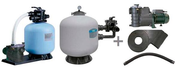 Kit de filtración monobloque para piscinas, por PSH Pools