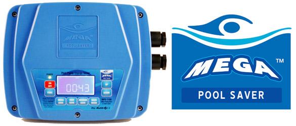 Mega Pool Saver, variador de frecuencia para piscina