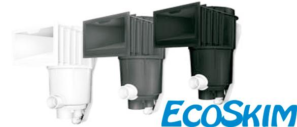 Skimmer EcoSkim, alta eficiencia en la limpieza de superficie