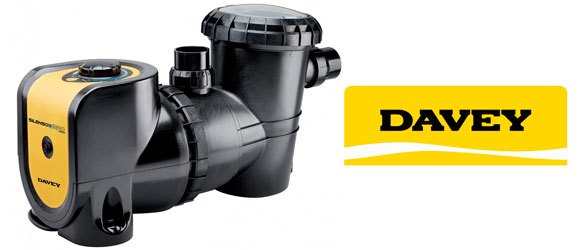Bomba de velocidad variable Silensor Pro de Davey