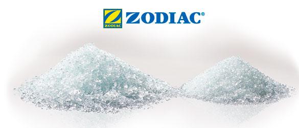 Zodiac renueva su medio filtrante Crystal Clear