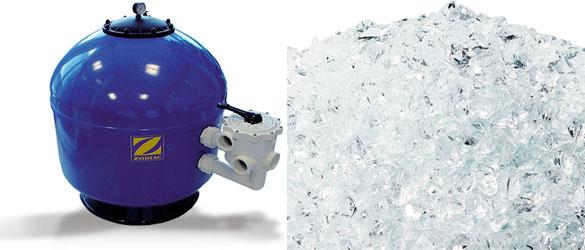Filtro Zodiac Boreal y Crystal Clear